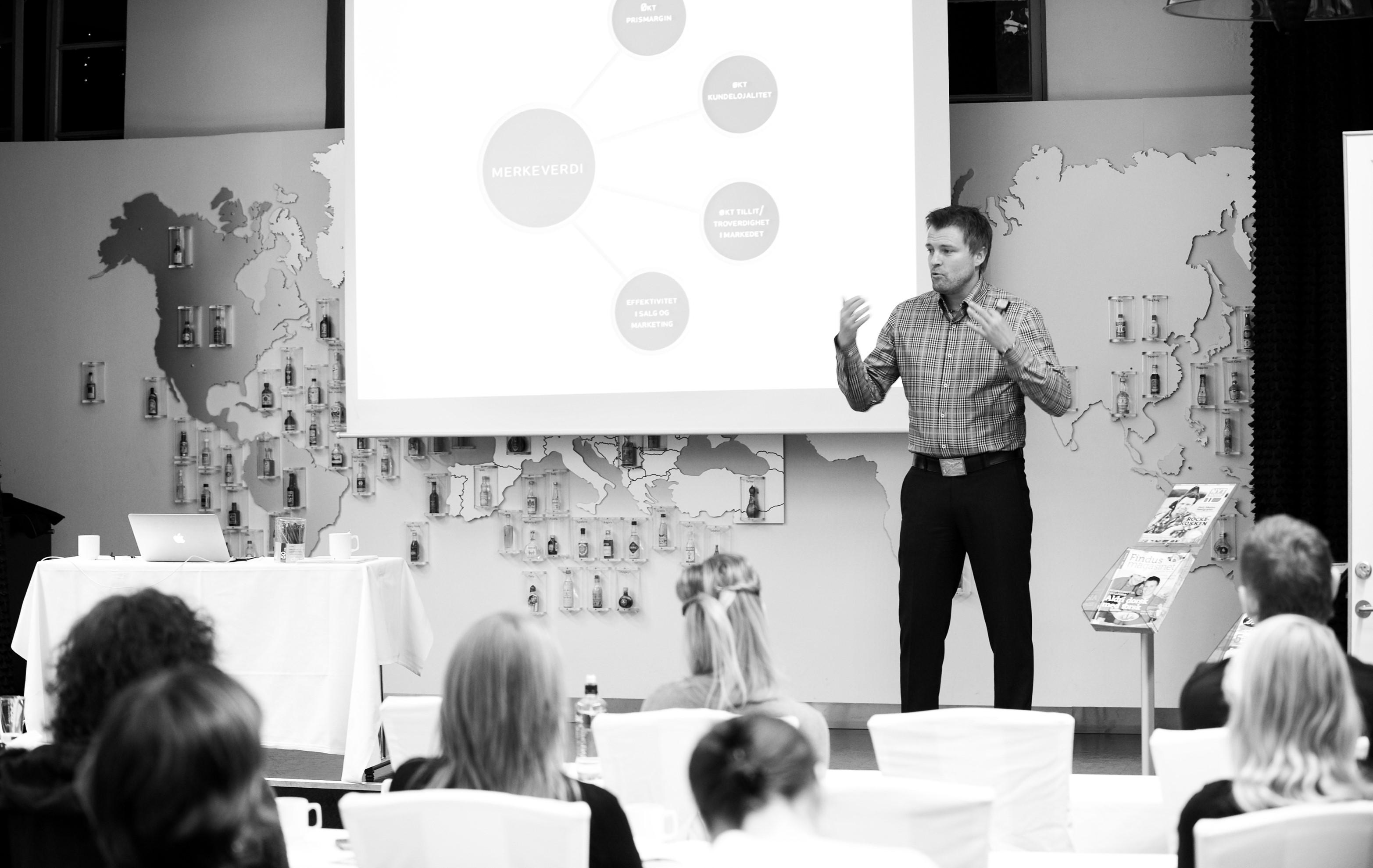 Compete og ANFO med ny og oppgradert merkevareskole