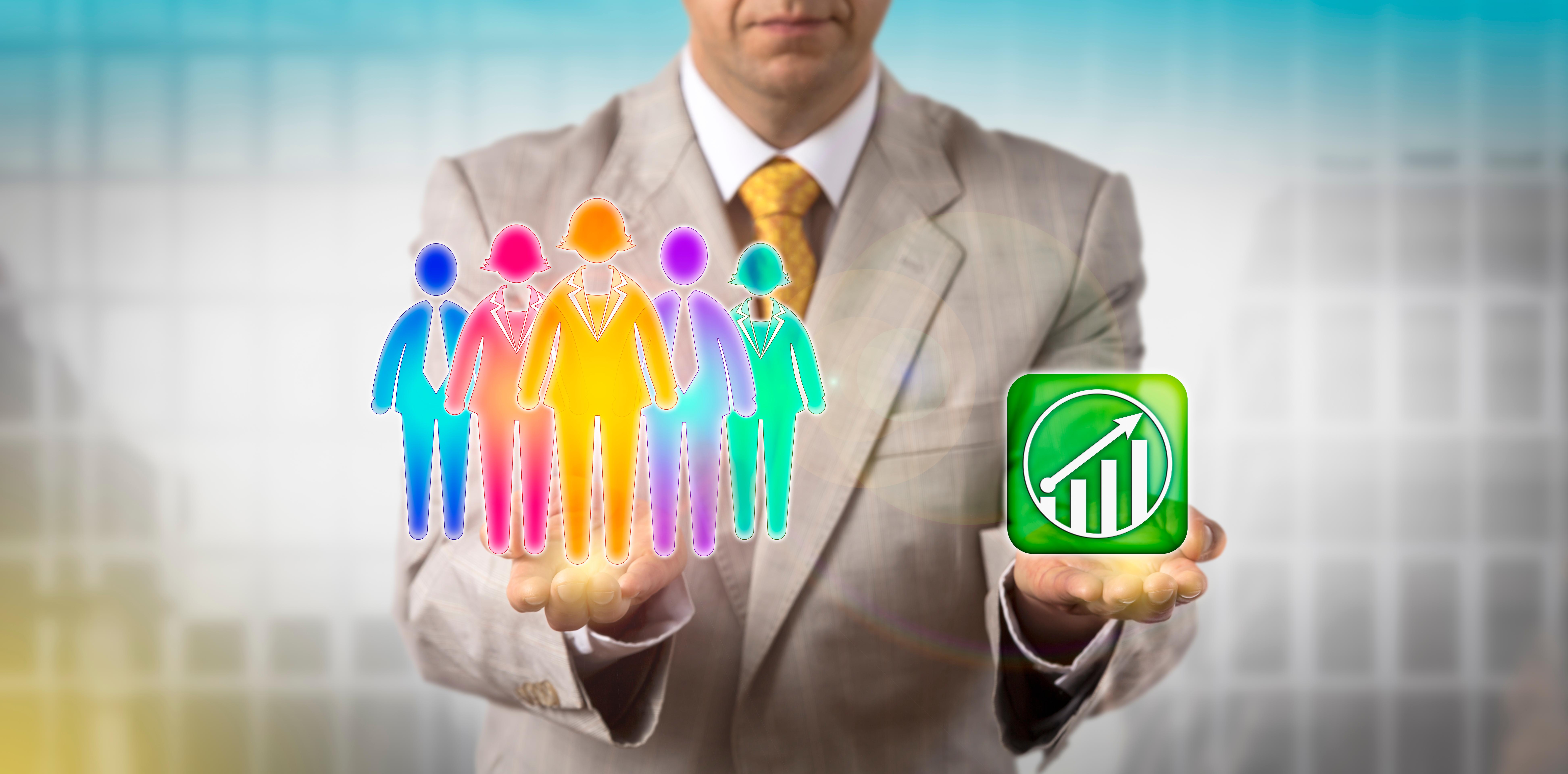 Virksomhetens kultur er ditt ene sanne konkurransefortrinn